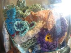 Crochet 'doodles'