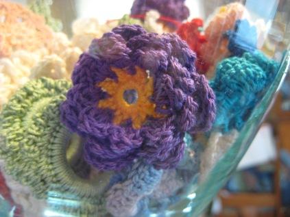 Some crochet 'doodles'