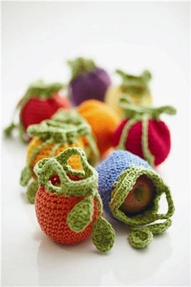 Fruit cozies. fun!