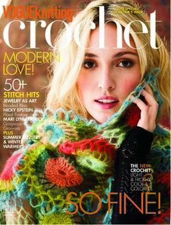 VOUGEknitting - crochet