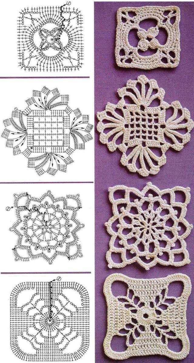 Crochet Diagrams: I figured this one out . . . now what to ...