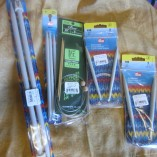 Knitting needle close-out sale from Halcyon Yarn.