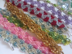 Sooo many color and thread combinations to choose from!