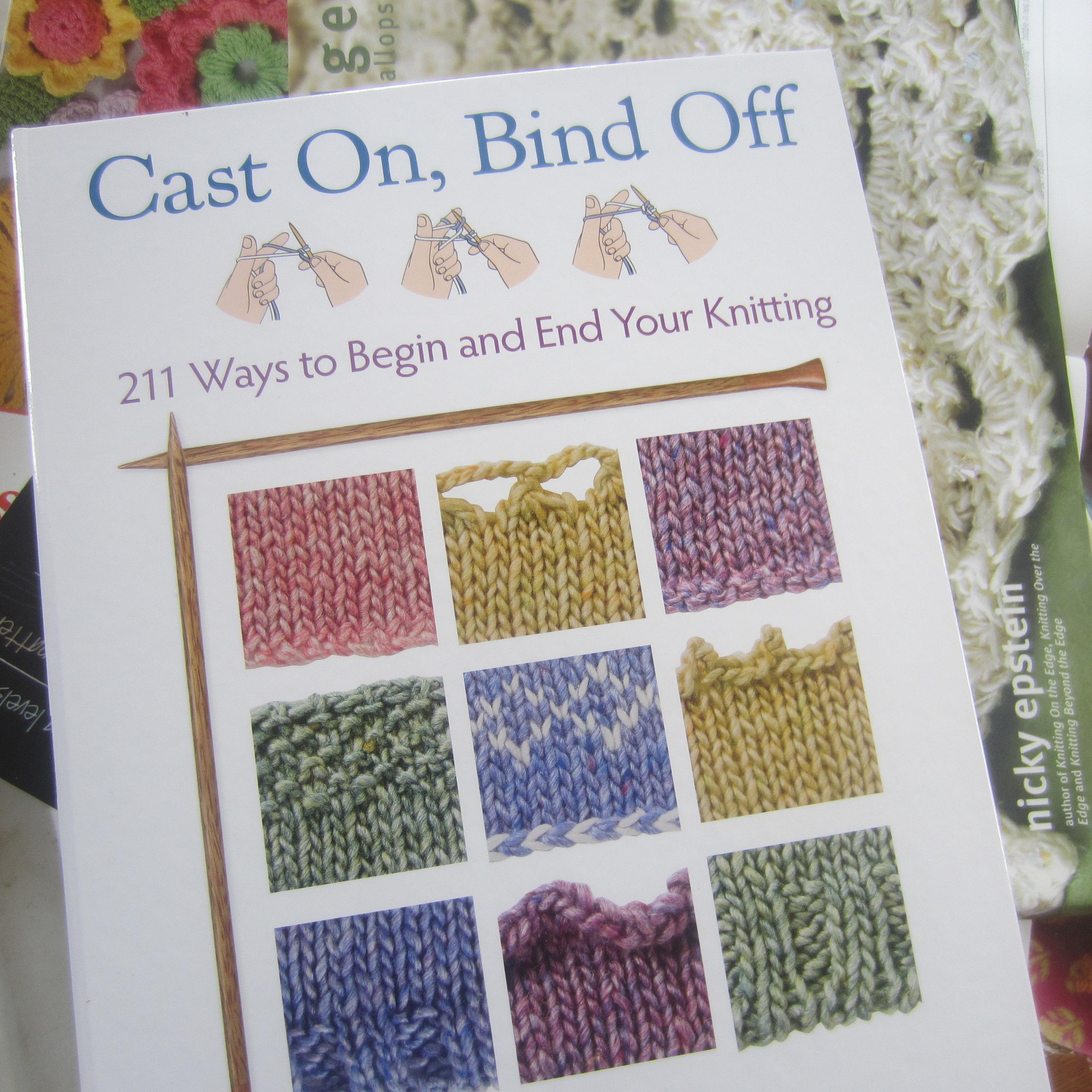 black, grey, knit, cowl, bind-off, crochet, edging 004 | G-Ma ...