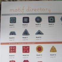 crochet, books, library, motifs 006