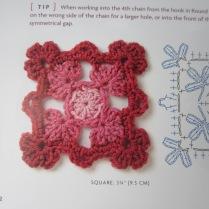 crochet, books, library, motifs 007