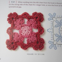 crochet, books, library, motifs 007