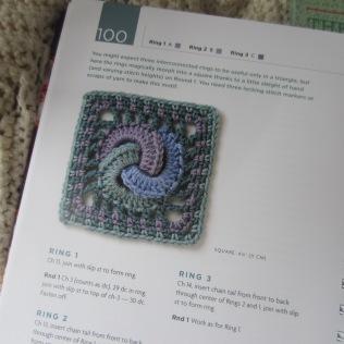 crochet, books, library, motifs 011