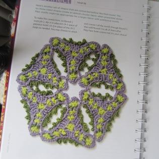 crochet, books, library, motifs 012