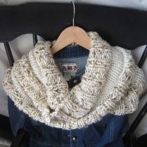 knit, cowl 012