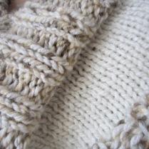 knit, cowl 013