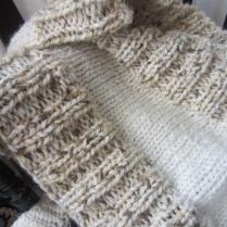 knit, cowl 014