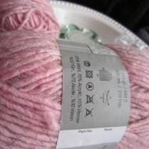 This yarn comes from Istanbul, Turkey.