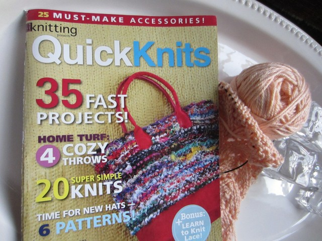 Love of knitting presents QuickKnits