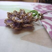 lavender, beaded crochet, etsy 008