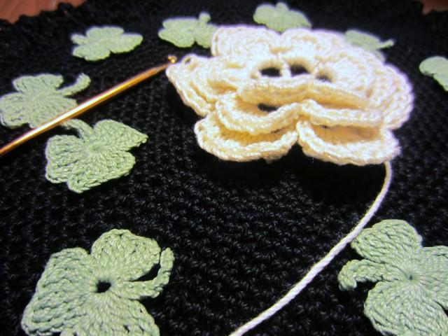 Ring bearer's pillow top