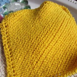 yarn, knitting, dishcloths 014