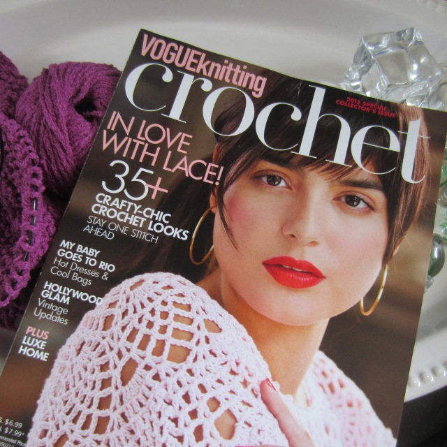 Vogue Knitting - Crochet Magazine, Special Issue 2013