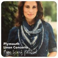 scarf pattern, knit