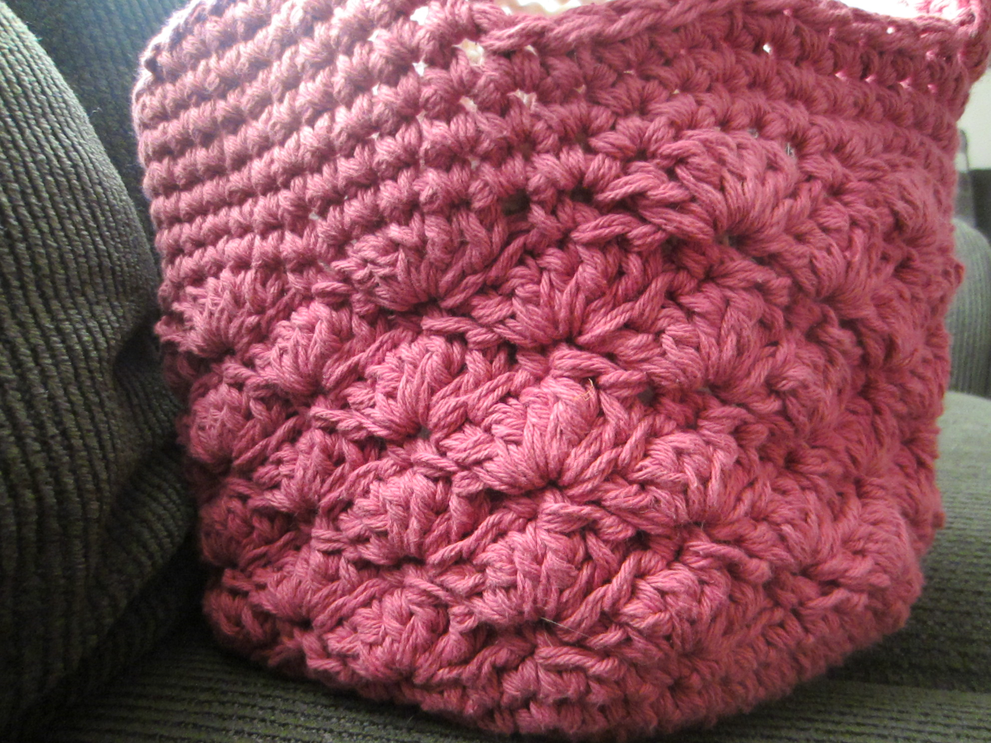 Crochet Patterns Cotton Yarn : By gmaellenscraftycorner Published April 26, 2013 Full size is ...