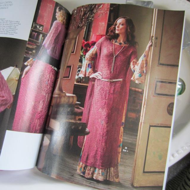 Vogue Knitting Crochet Magazine 003