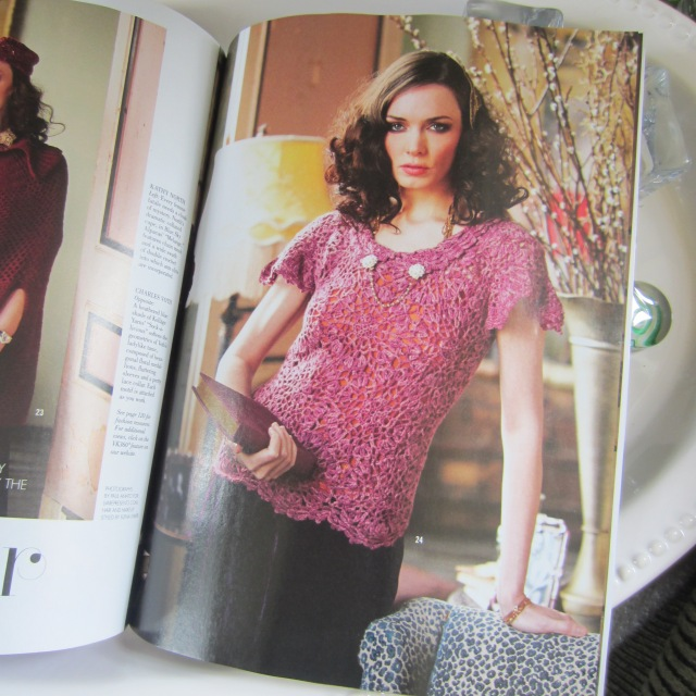 Vogue Knitting Crochet Magazine 004