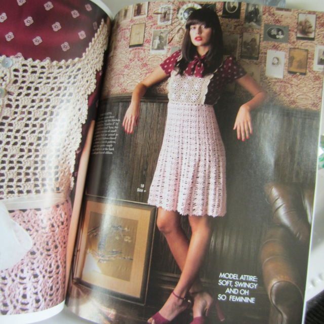 Vogue Knitting Crochet Magazine 005