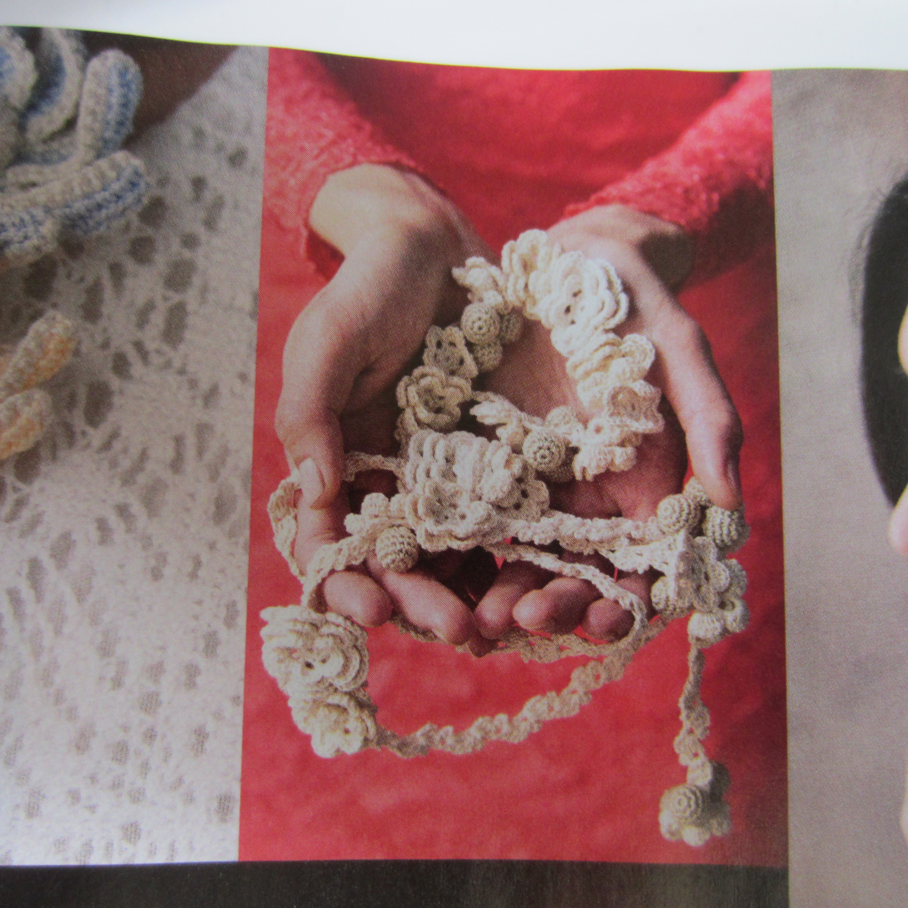 Vogue Knitting Stitch A Day : VOGUEknitting crochet 2013 Special Collector s Issue G-Ma Ellens Hands...