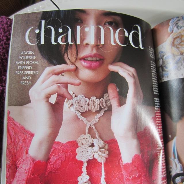 Knitting Or Crochet Better : Vogueknitting crochet special collector s issue g