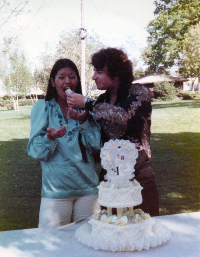 ♥ When we were new ♥ April 25, 1977