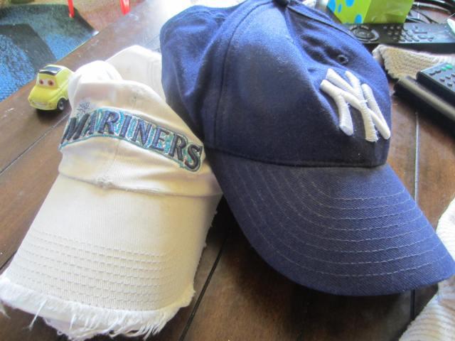 A Mariner/Yankee fan!