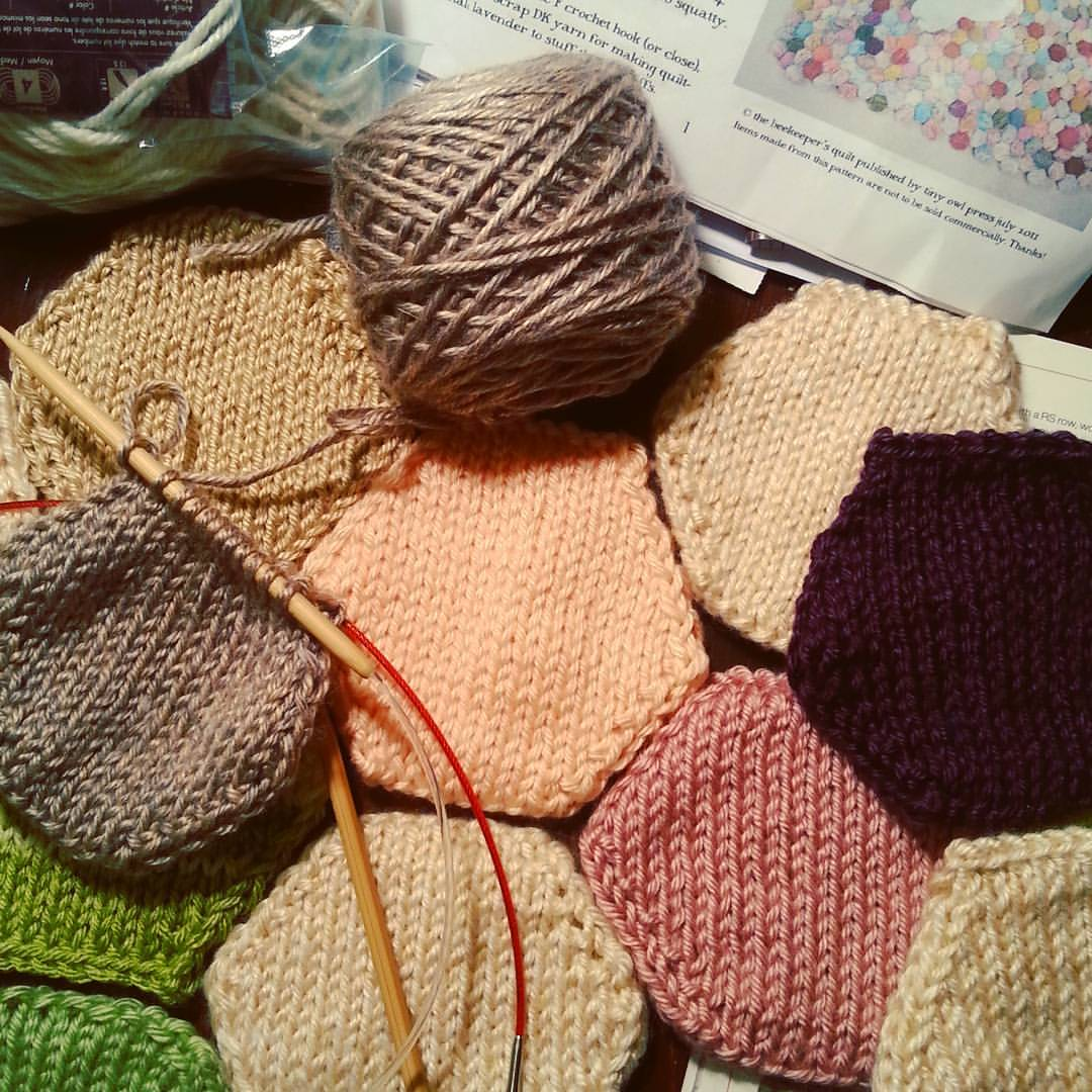 My Version of The Beekeeper s Quilt   In Progress G-Ma ...